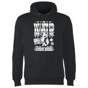 Toy Story Wanted Poster Hoodie - Black