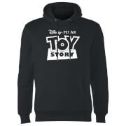 Toy Story Logo Outline Hoodie - Schwarz
