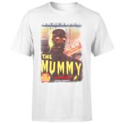 Hammer Horror The Mummy Men's T-Shirt - White