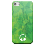 Magic The Gathering Green Mana Phone Case for iPhone and Android