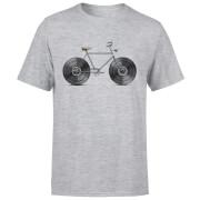 Velophone Men's T-Shirt - Grey