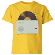 High Fidelity Kids' T-Shirt - Yellow