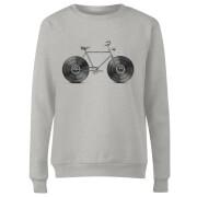 Velophone Women's Sweatshirt - Grey
