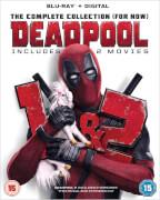 Deadpool 1&2 Doublepack
