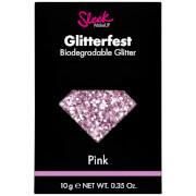 Sleek MakeUP Glitterfest Biodegradable Glitter - Pink 10g
