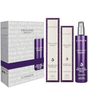 L'Anza Healing Smooth Christmas Gift Set