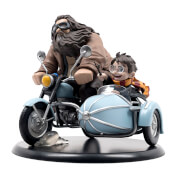 Limited Edition Harry Potter and Rubeus Hagrid Q-Fig MAX
