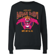 Incredibles 2 Jack Jack Demon Baby Women's Sweatshirt - Black