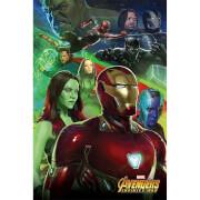 Avengers: Infinity War Iron Man Maxi Poster 61x91.5cm
