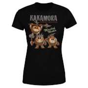 Moana Kakamora Mischief Maker Women's T-Shirt - Black
