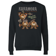 Moana Kakamora Mischief Maker Women's Sweatshirt - Black