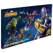 Marvel Avengers: Infinity War Collectable Coin Advent Calendar - Limited Edition Zavvi Exclusive