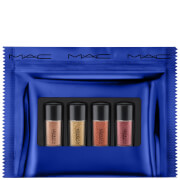 MAC Shiny Pretty Things Party Favours Mini Glitter & Pigments - Gold (Worth £40)