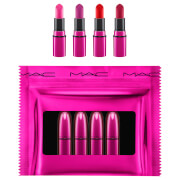 MAC Shiny Pretty Things Party Favours Mini Lipsticks - Bright
