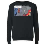 Dumbo Rich And Famous Damen Pullover - Schwarz