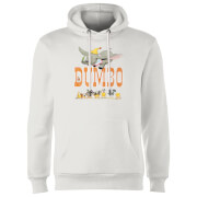 Sudadera Disney Dumbo The One The Only - Blanco