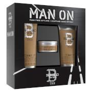 TIGI Bed Head For Men Man On Gift Set (Worth £34.85)