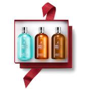 Molton Brown Adventurous Experiences Bath & Shower Gift Set (Worth £66)
