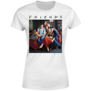 Friends Classic Character Damen T-Shirt - Weiß