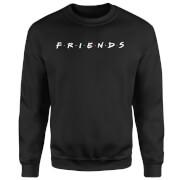 Friends Logo Sweatshirt - Black