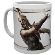 Assassin's Creed: Odyssey Kassandra Action Mug