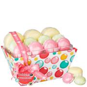Bubble T Macaron Bath Set (3 x 150g) (8 x 50g)