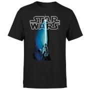 Star Wars Classic Lightsaber Herren T-Shirt - Schwarz