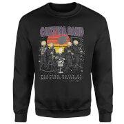 Star Wars Cantina Band At Spaceport Sweatshirt - Black