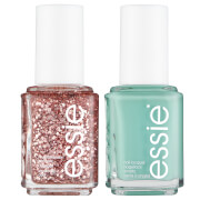 essie Nail Polish Unicorn Sparkles Duo Kit (Worth £15.98)