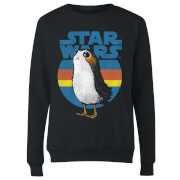 Star Wars Porg Women's Sweatshirt - Black