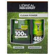 L'Oréal Paris Men Expert Clean Power Christmas Gift
