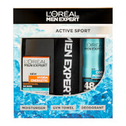 L'Oréal Paris Men Expert Active Sport Christmas Gift (Worth £13.43)