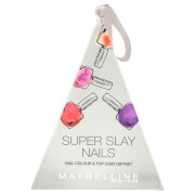 Maybelline Super Slay Nail Christmas Gift (Worth £10.48)