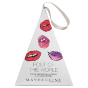 Maybelline Pout Perfect Christmas Gift (Worth £11.98)