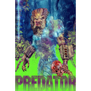 Predator Fine Art Giclee Print door Christodoulou - Zavvi Exclusive Timed Edition