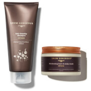 Grow Gorgeous Intense Mask and Shampoo Duo (Worth $55.00)