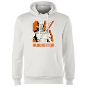 Star Wars Rebels Inquisitor Hoodie - White