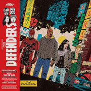 The Defenders - Original Soundtrack 2xLP