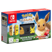 Nintendo Switch Pokémon: Let's Go, Eevee! Edition
