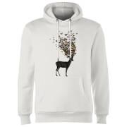 Wild Nature Hoodie - White