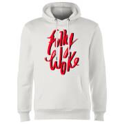 Fully Woke Hoodie - White