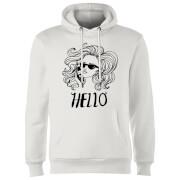 Hello Hoodie - White