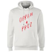 Oprah 4 Prez Hoodie - White