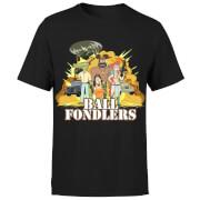 Rick and Morty Ball Fondlers Men's T-Shirt - Black