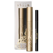 Stila Big Shots Redux Stay All Day Waterproof Liquid Eye Liner and Huge Extreme Lash Mascara (Worth $45.00)
