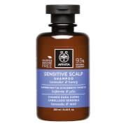 APIVITA Holistic Hair Care Sensitive Scalp Shampoo – Lavender & Honey 250ml