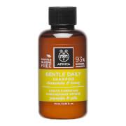 Shampooing Doux Quotidien APIVITA petit format 75ml – Camomille et miel