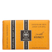 APIVITA Natural Soap - Honey 125g