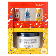 L'Occitane Holiday Nourishing Shea Butter Set (Worth $59.00)