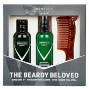 Men Rock The Beardy Beloved Beard Care Starter Kit - Sicilian Lime (Worth £30.95)